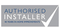 Authorised Installer - 40 years in home improvements
